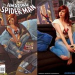 Stacey Rebecca cosplay mary jane foto (7)