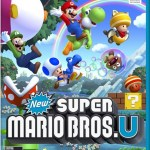 New Super Mario Bros. U capa