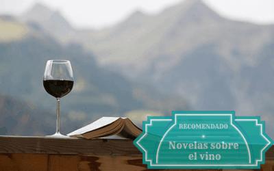 9 novelas sobre el vino