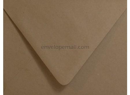 Brown Bag Kraft A2 Euro Flap Envelope