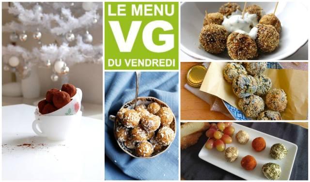 menu VG boulettes