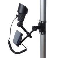 Solar Powered Flag-Pole Lighting - EnviroGadget