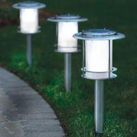solar powered LED - EnviroGadget
