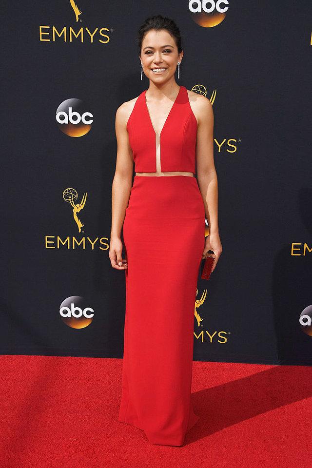 tatiana-maslany, 2016 Emmy Awards