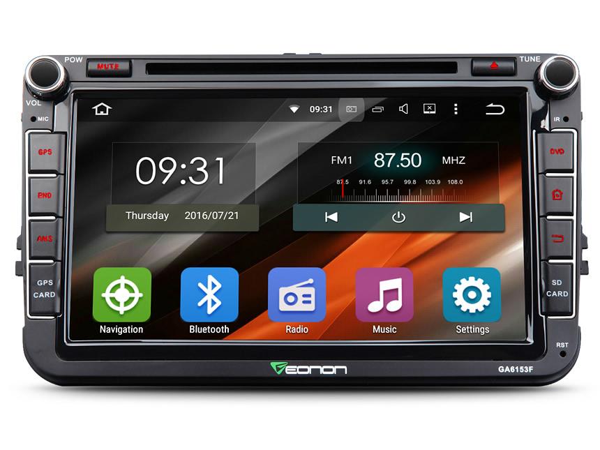 Eonon GA6153F Volkswagen Android 51 Car GPS Volkswagen Android