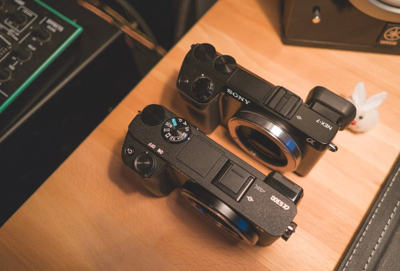 Large Of Sony A6300 Vs A6000