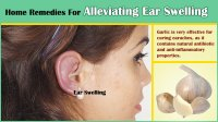 Home Remedies for Ear Infections, Ear Swelling, Pain ...