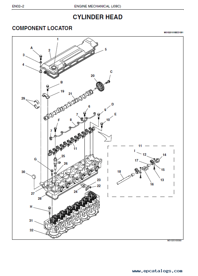 engine parts diagram pdf
