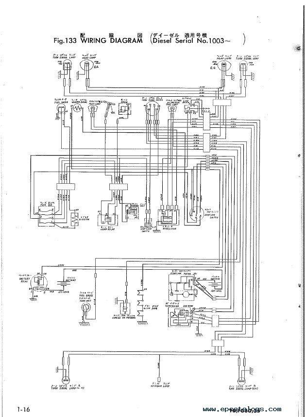 D65 Komatsu Wiring Diagram Wiring Diagram Library