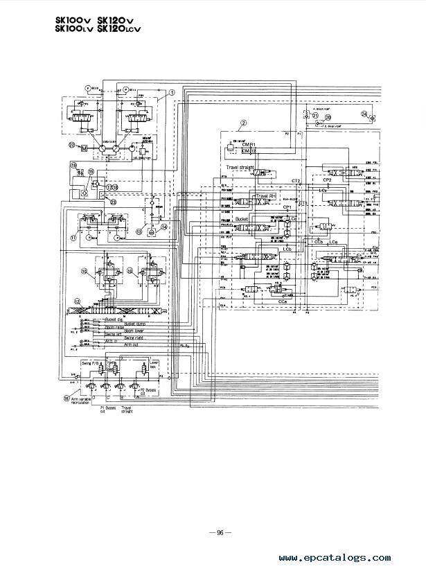 kobelco sk60 wiring diagram