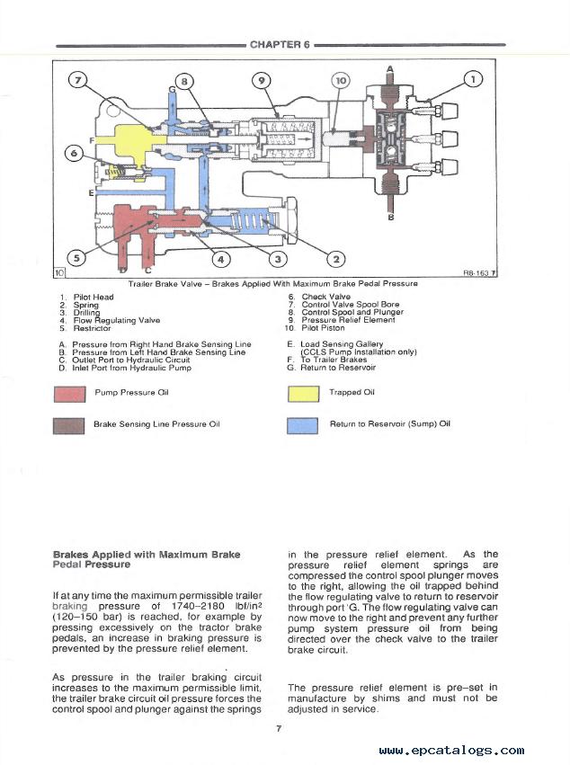 wiring diagram 5640 ford