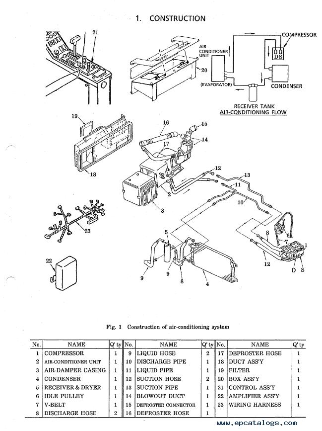 mitsubishi engine repair manual