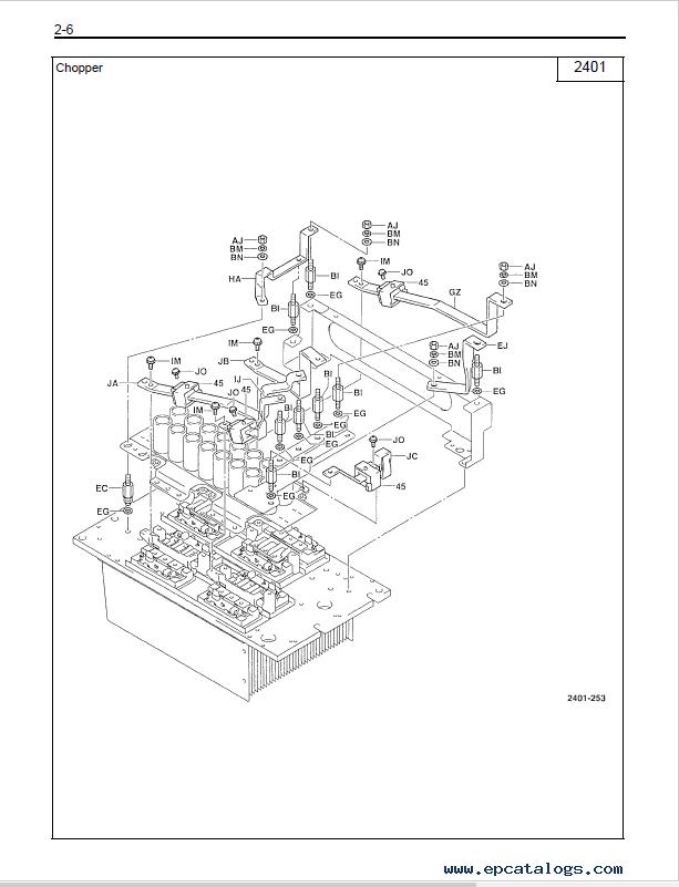 7fbcu55 forklift wiring diagram toyota