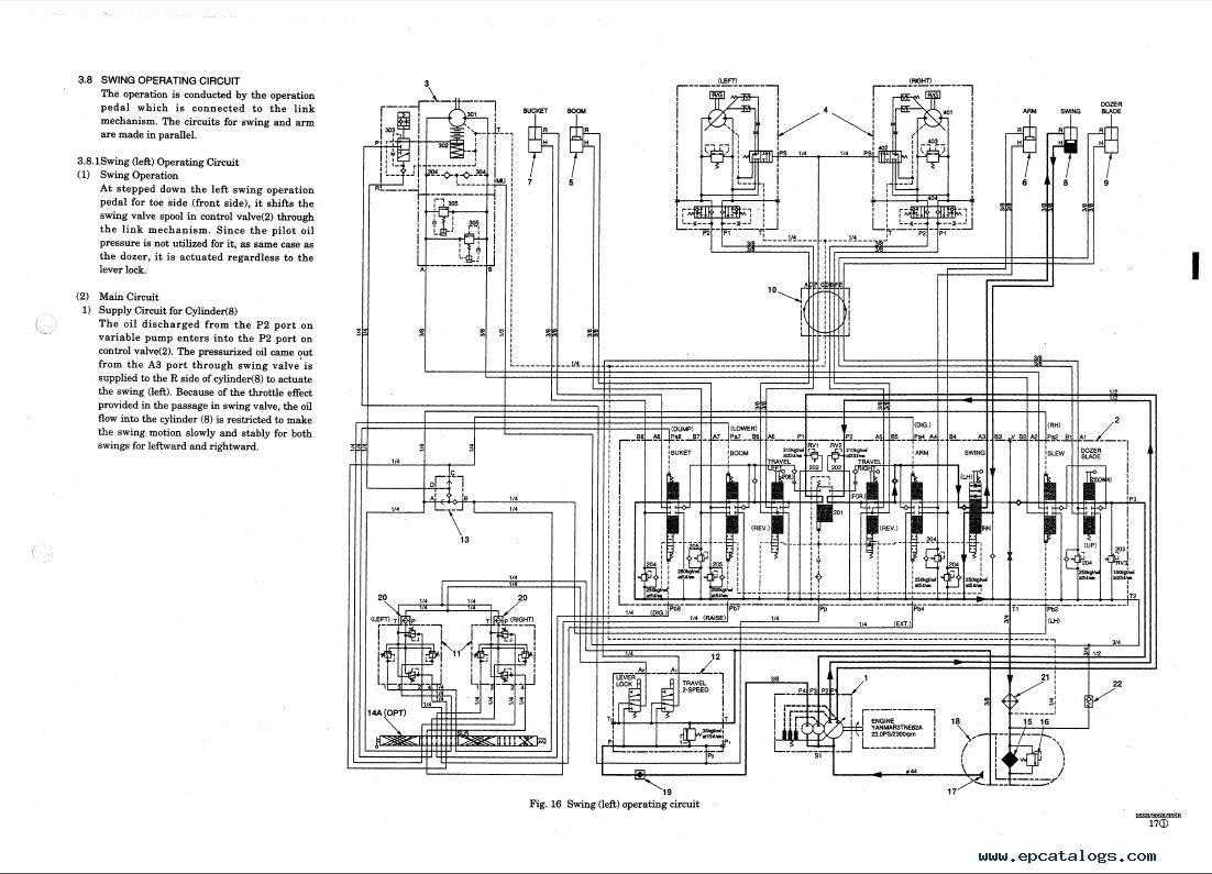 kobelco sk 160 wiring diagram