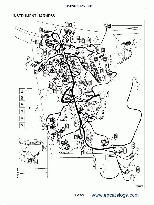 ud trucks wiring diagrams