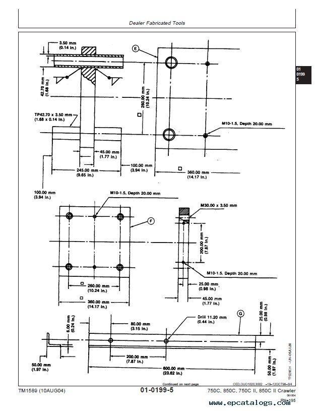 john deere 450c wiring diagram