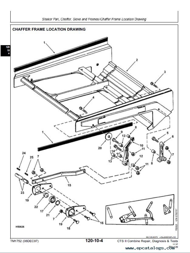 1566 international tractor wiring diagram