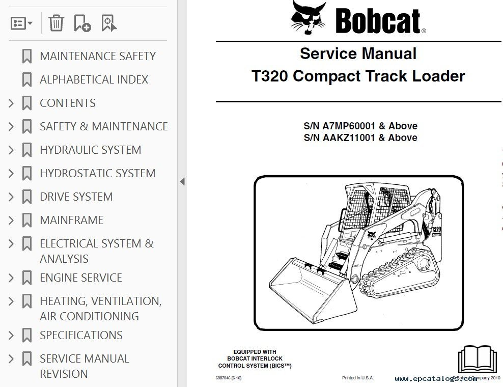 Bobcat T320 Wiring Diagram car block wiring diagram