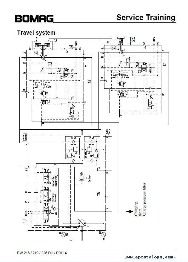 Bomag Wiring Diagram - Wiring Diagram Progresif