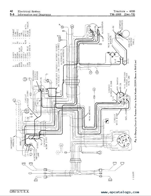 4020 Light Wiring Diagram 4020 Online Wiring Diagram