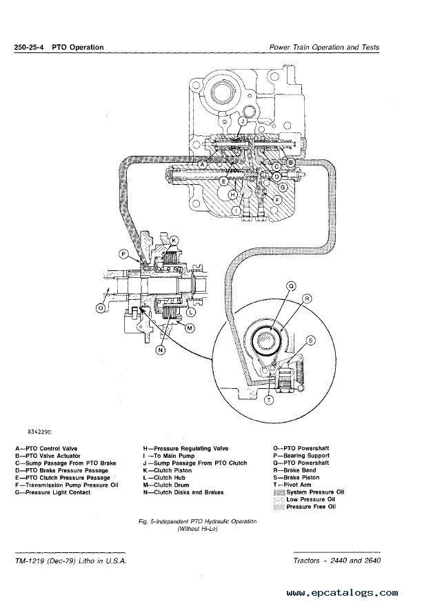 john deere m665 wiring diagram