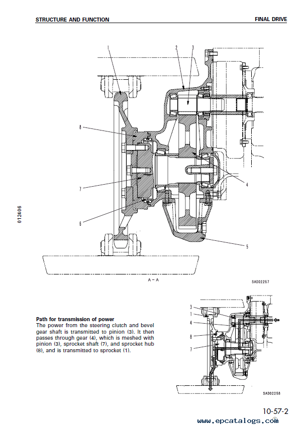 power train diagram