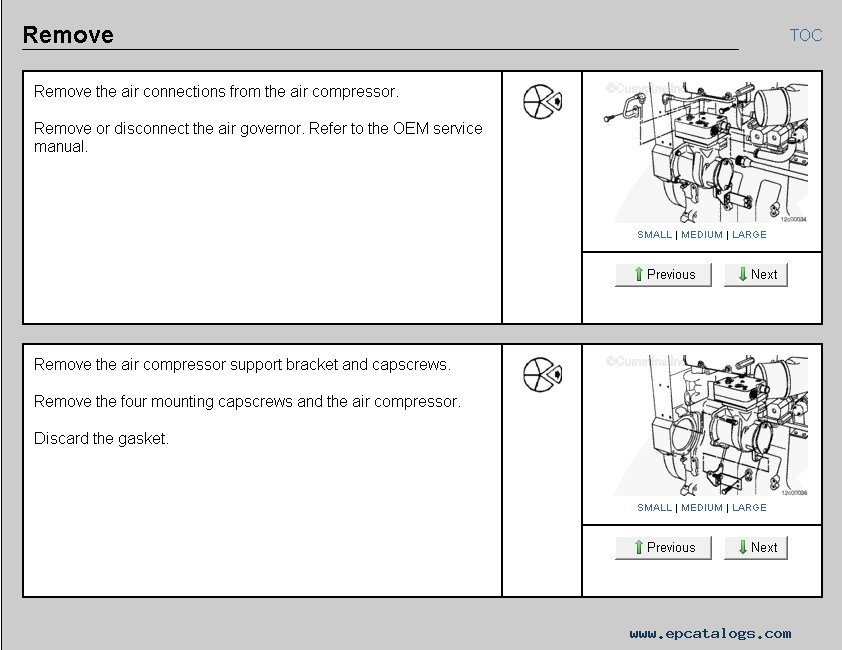 Cummins Ism Repair Manual Free Download