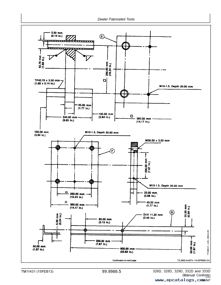 john deere 450c wiring diagram picture