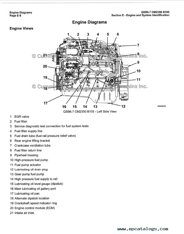 engine diagrams pdf