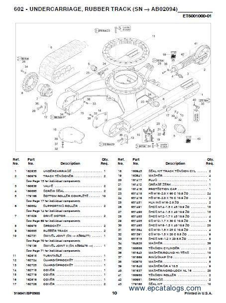 gehl 4635 wiring diagram