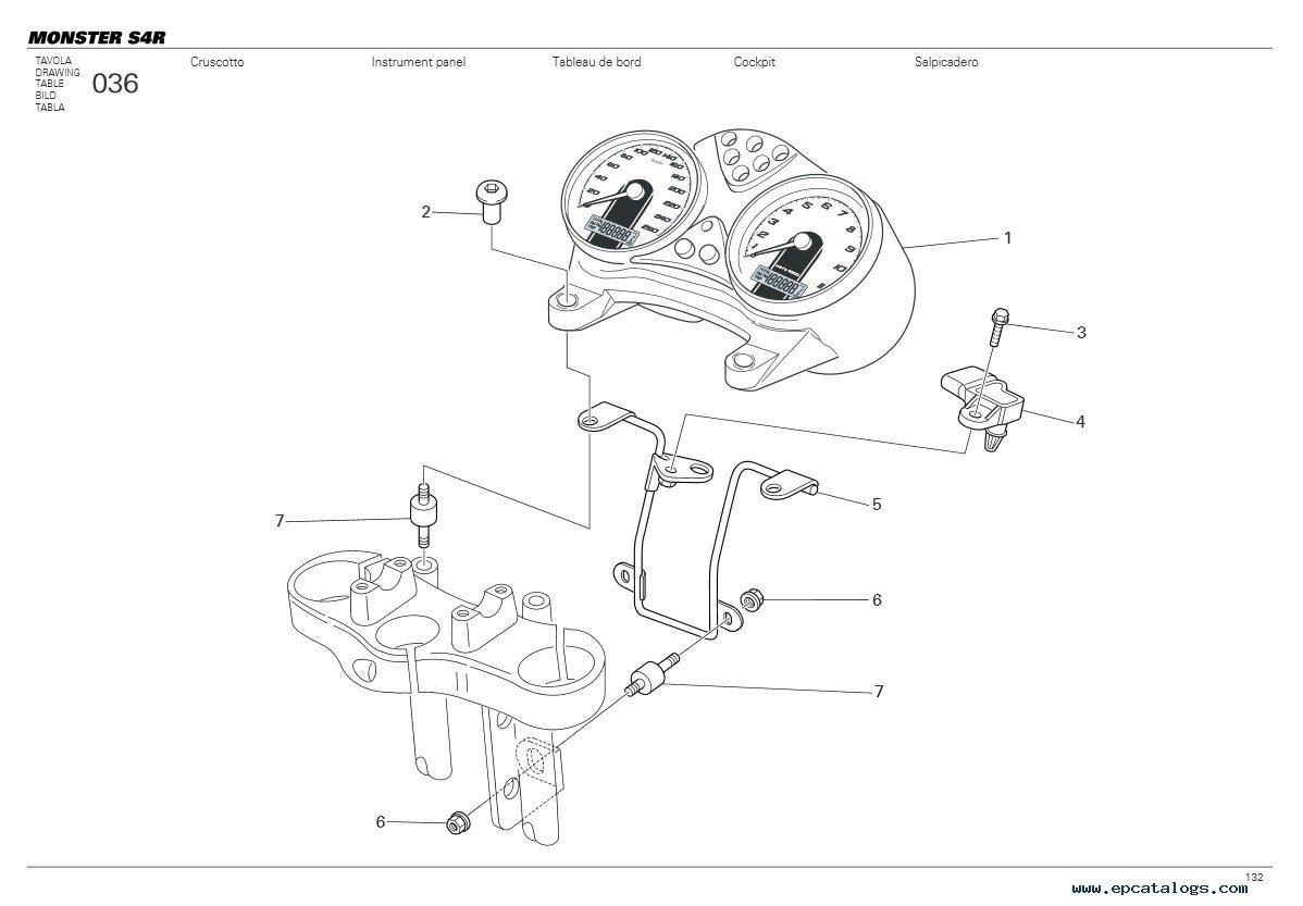 2003 ducati 999 wiring diagram
