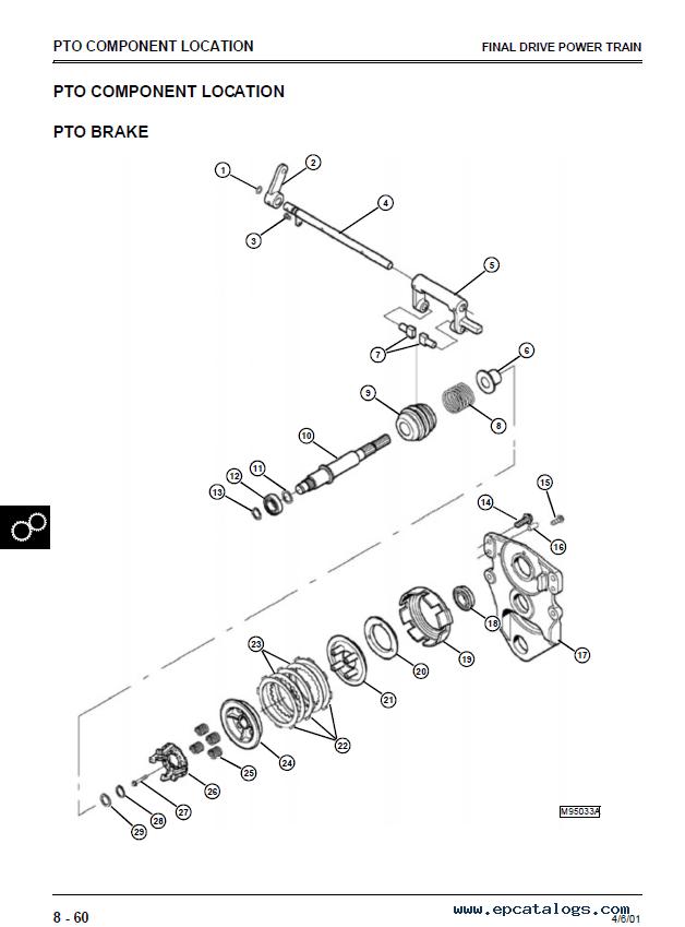 john deere 8400 wiring diagram