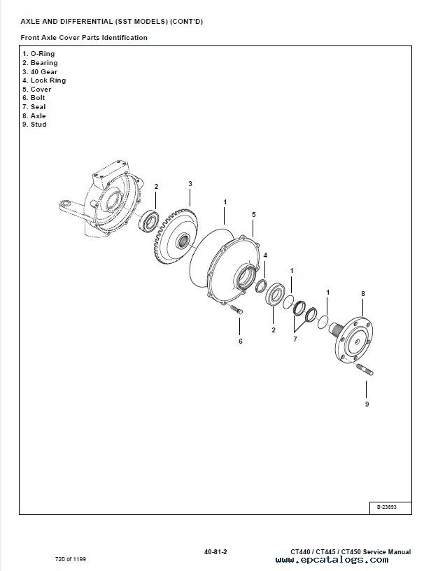 wiring diagram for bobcat ct 440 tractor