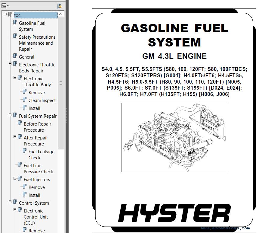 internal combustion engine manual