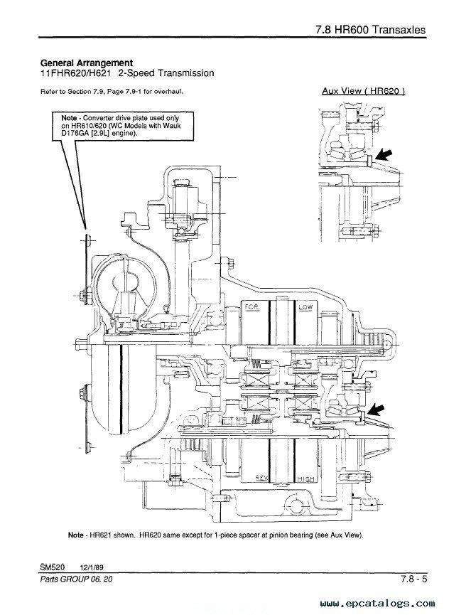 clark forklift wiring schematic akumal us Dorman Wiring Diagram