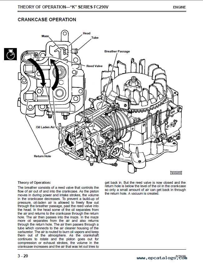 john deere srx 75 engine diagram