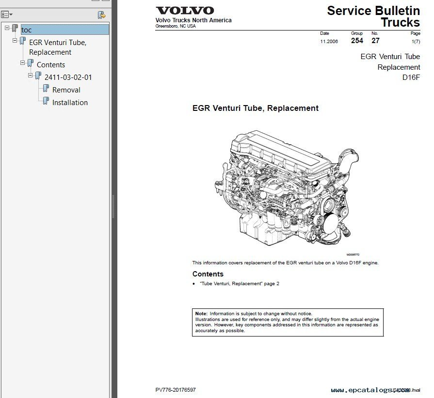 Wiring Diagram Volvo Vn Electronic Schematics collections