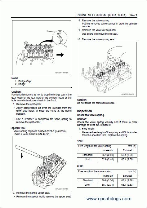 isuzu repair manual