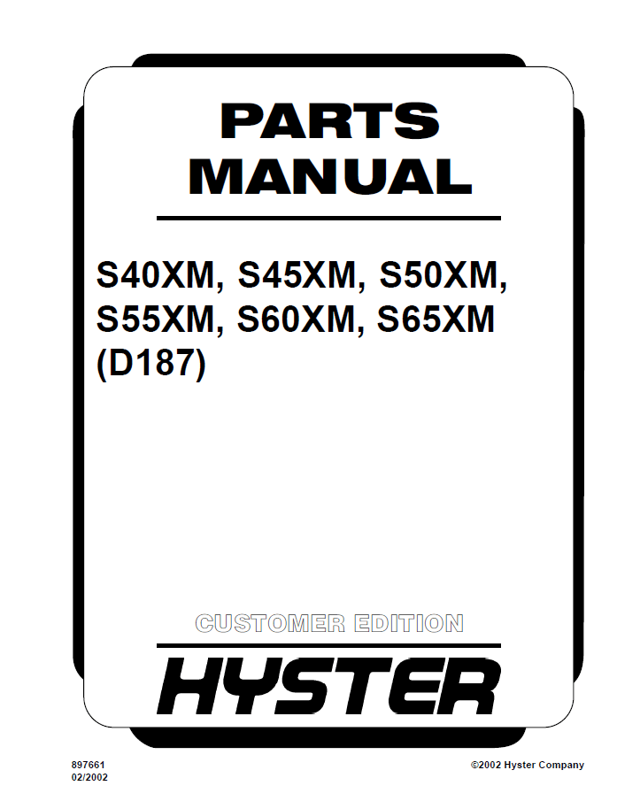 wiring diagrams for hyster s60xm