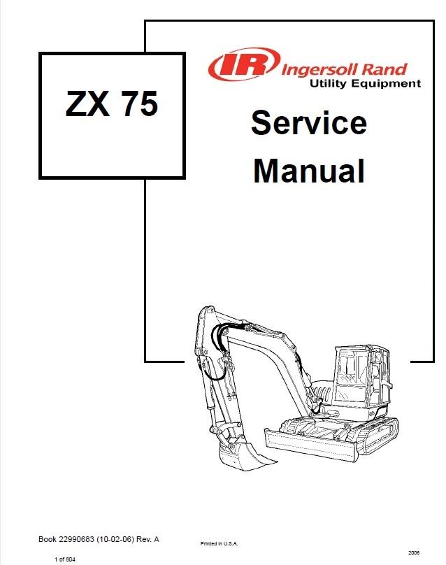 ingersoll rand ssr 2000 service manual
