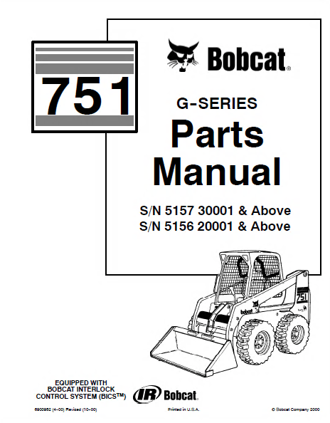 bobcat ct235 parts diagrams