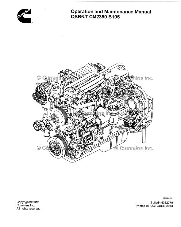 cummins engine parts diagrams pdf