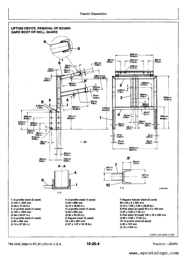 john deere 6200 wiring schematic