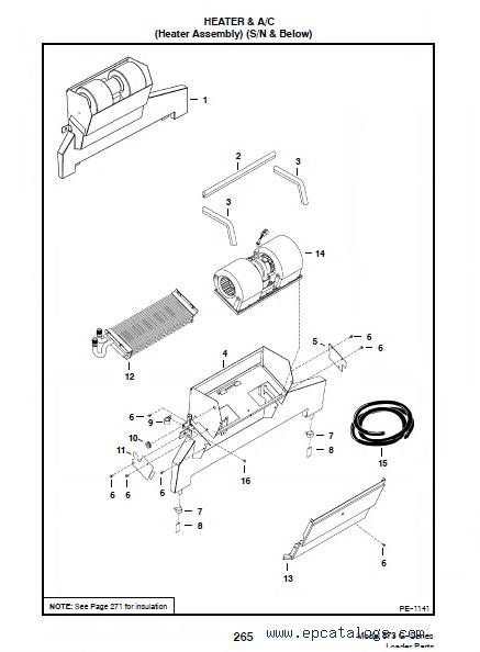 wiring diagram schematic s770 bobcat