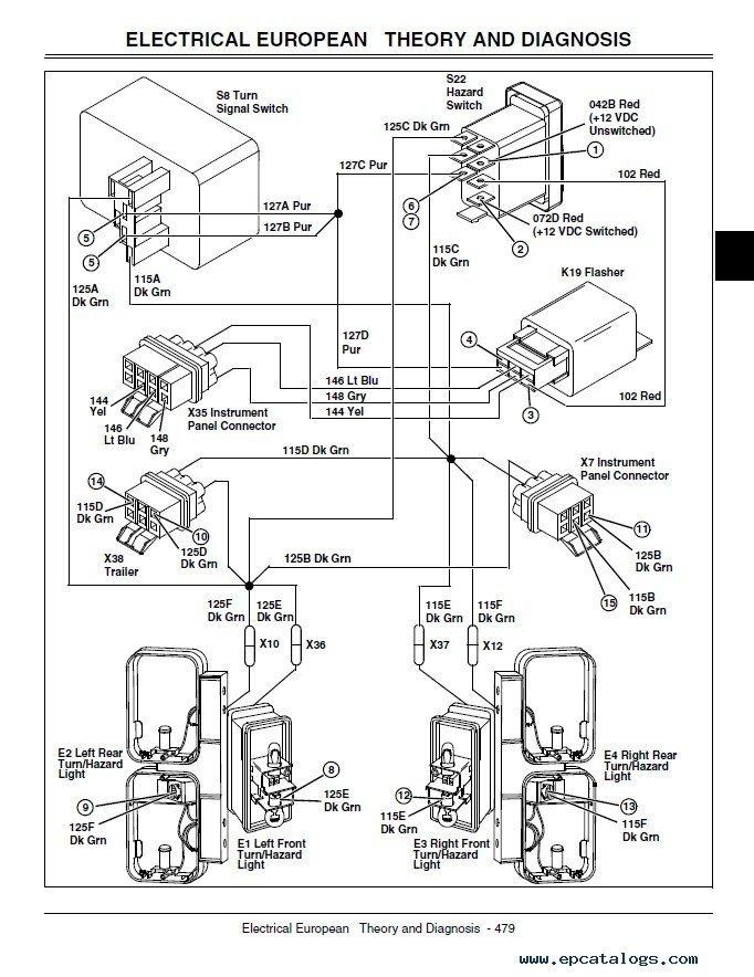 John Deere 4310 Wiring Diagram Wiring Diagram 2019