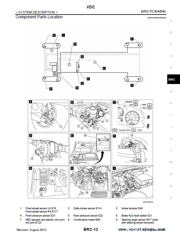 nissan frontier o2 sensor wiring diagram
