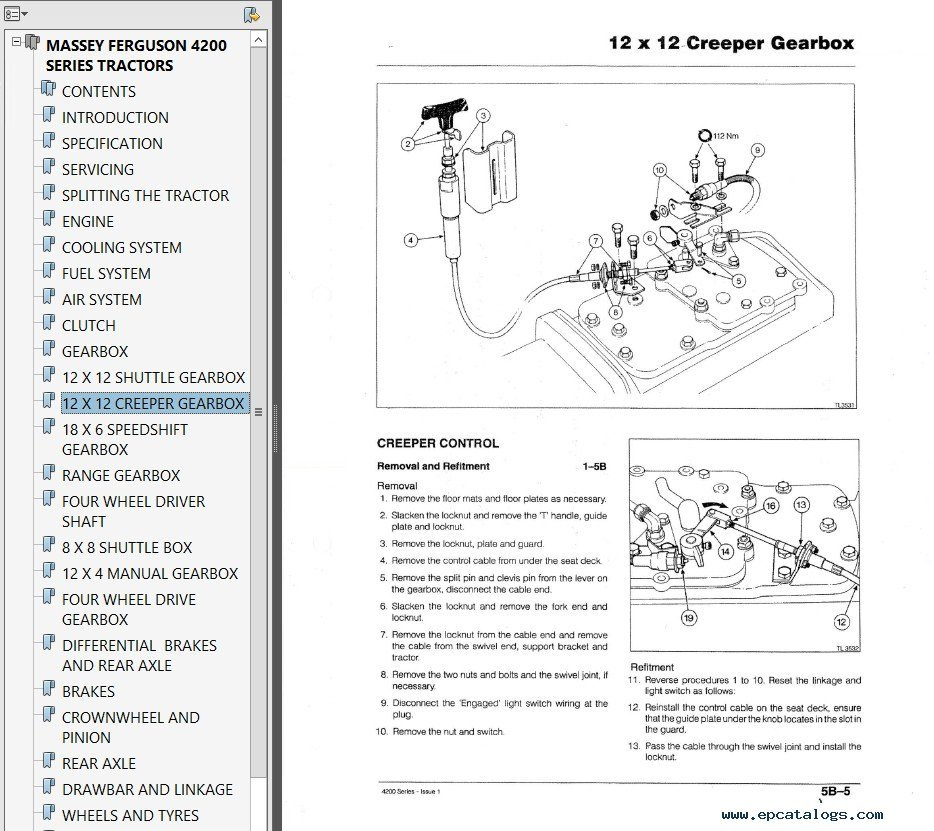 MF 240 TRACTOR WIRING DIAGRAM - Auto Electrical Wiring Diagram
