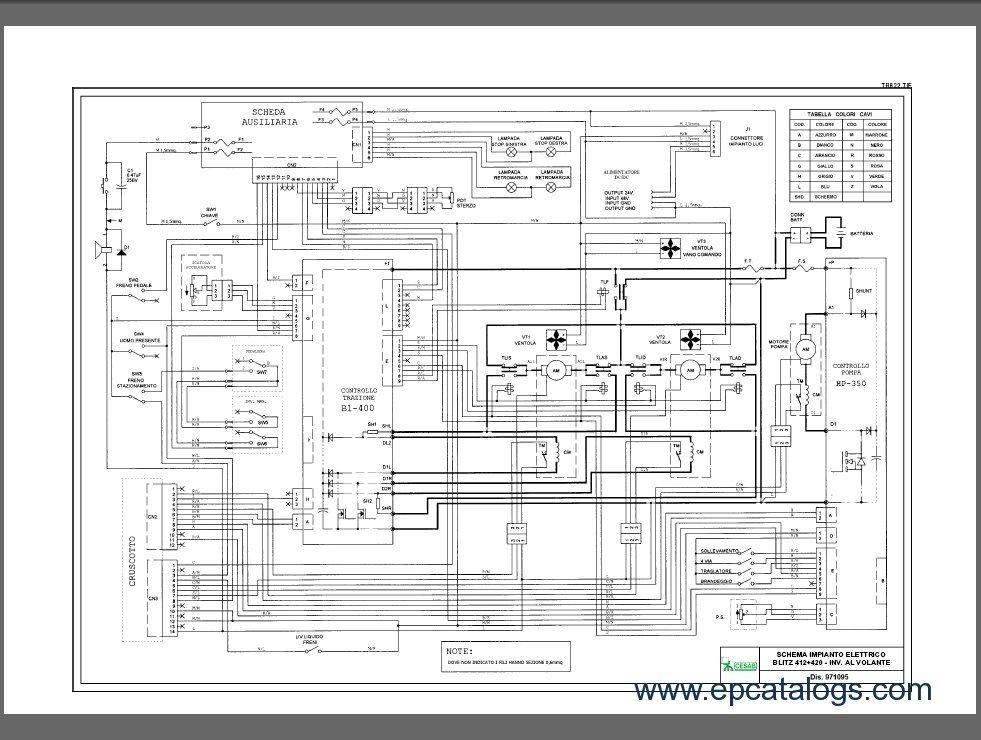 69 chevy alternator ledningsdiagram