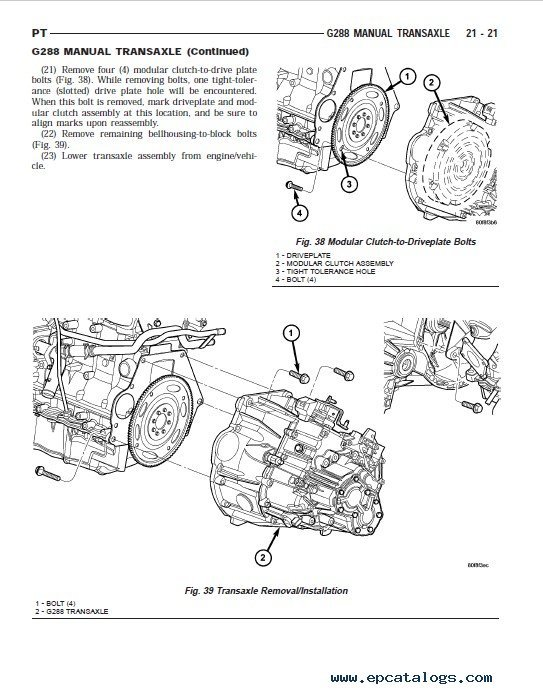 Chrysler PT Cruiser Service Manual 2001-2005 PDF
