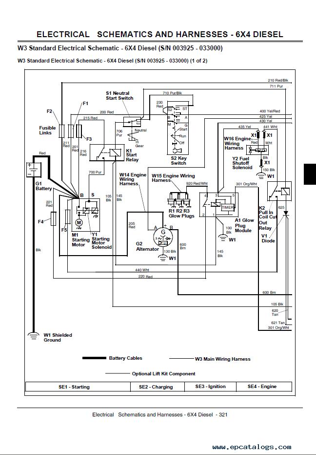 for gator 4x2 wiring diagram
